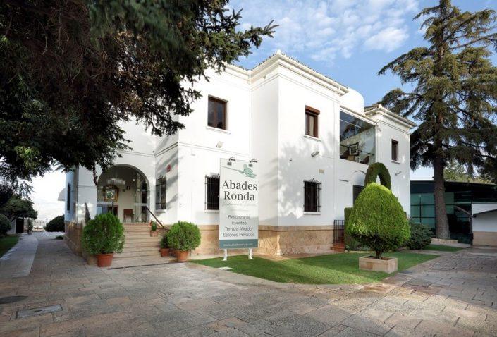 Edificio de la antigua Casa Escudero de Ronda