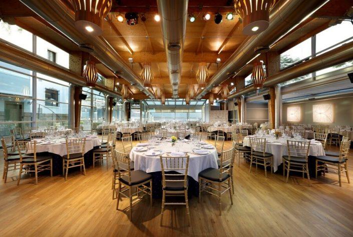 Banquete para eventos en Sala de Cristal de Abades Ronda